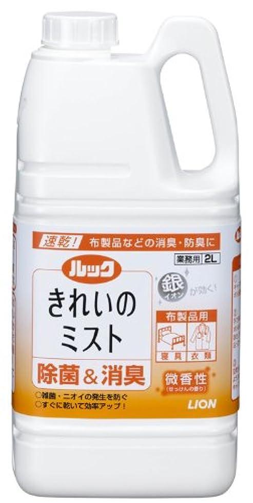 誰もナビゲーション痛い【業務用 大容量】ルック きれいのミスト 布製品用(微香性) 2L
