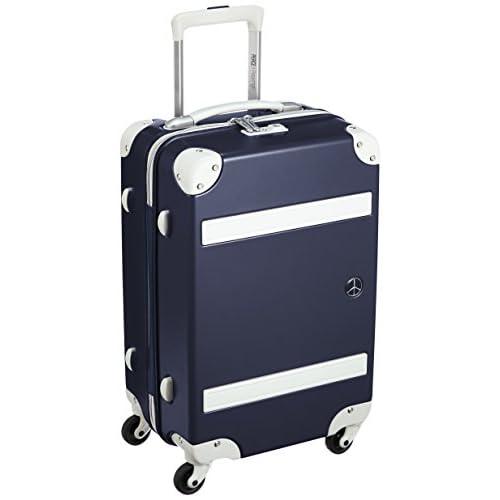 [プラスワン] PLUS ONE 軽量スーツケース ピースパッセンジャー 36L 2.8kg 1泊~3泊対応  LCC機内持込み対応可 8170-49 trad NAVY (トラッドネイビー)