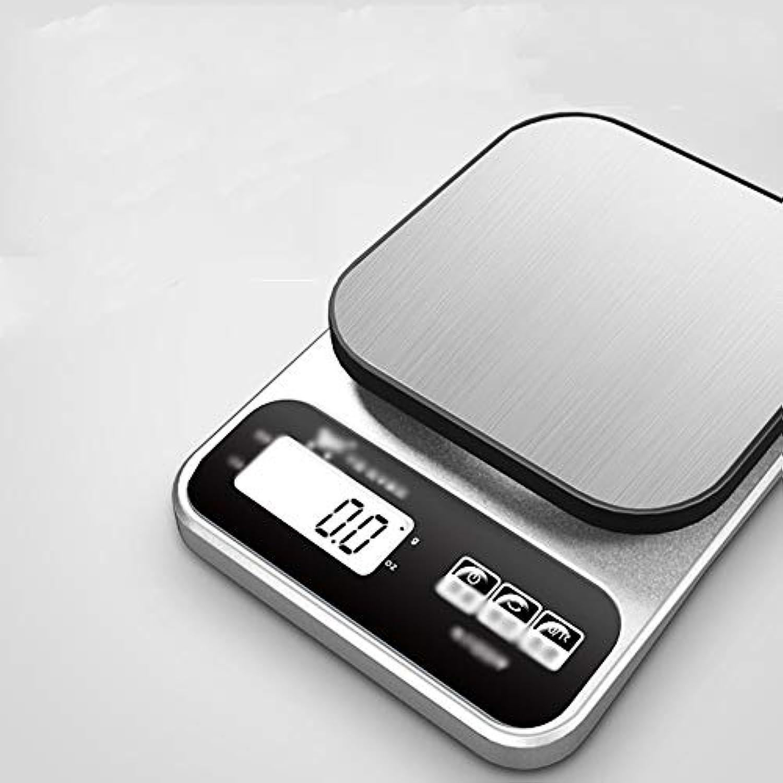 XF 体重計?体脂肪計 キッチンスケール - 小型精密家庭0.1グラム高精度ベーキング、減量食品、計量 測定器 (色 : C1)