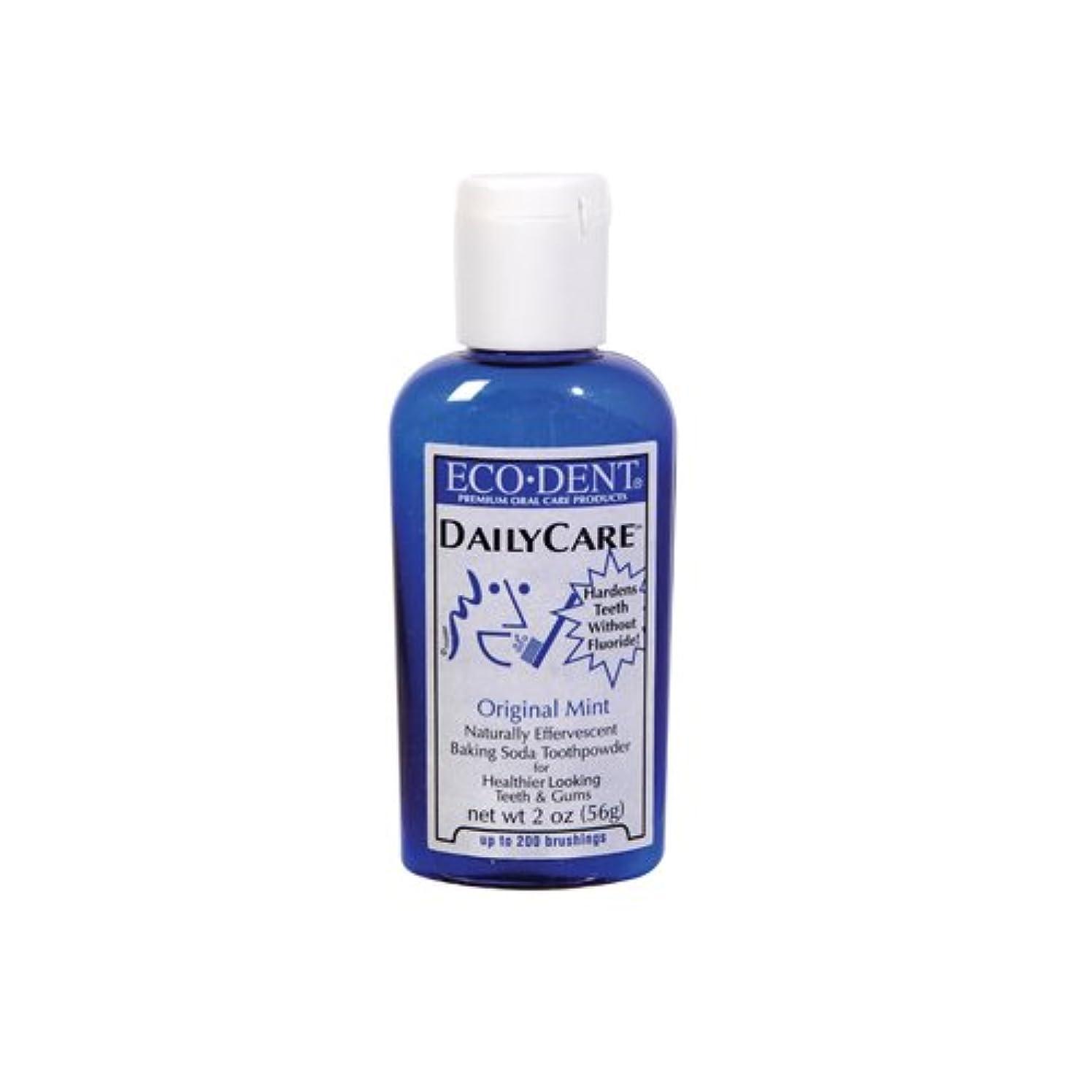 安西警告オールECO-DENT エコデント歯磨き粉ミント