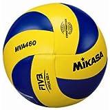ミカサ バレーボール 練習球4号 中学校/家庭婦人用 MVA460
