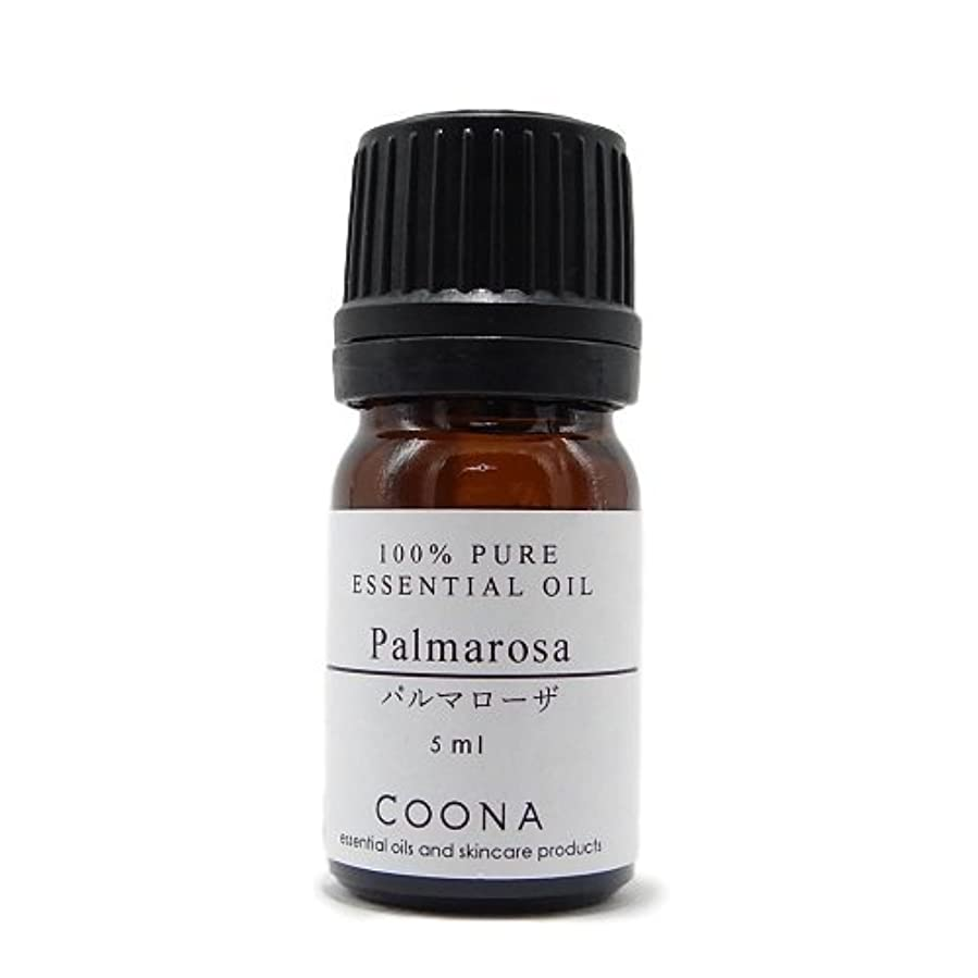 予定摩擦キーパルマローザ 5 ml (COONA エッセンシャルオイル アロマオイル 100%天然植物精油)