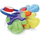 Nuby Icybite Keys Teether, Multi,