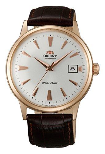 [オリエント]ORIENT 腕時計 自動巻 クラシックオートマチック 海外モデル 国内メーカー保証付きBambino(バンビーノ) 新型 ピンクゴールド SAC00002W0