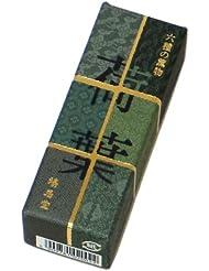 鳩居堂のお香 六種の薫物 荷葉 20本入 6cm