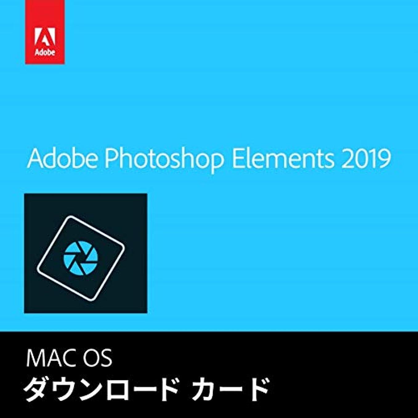国民投票素晴らしい野ウサギAdobe Photoshop Elements 2019 Mac対応 カード版(Amazon.co.jp限定)