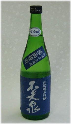 不老泉 備前雄町 山廃純米吟醸 無濾過生原酒 720ml