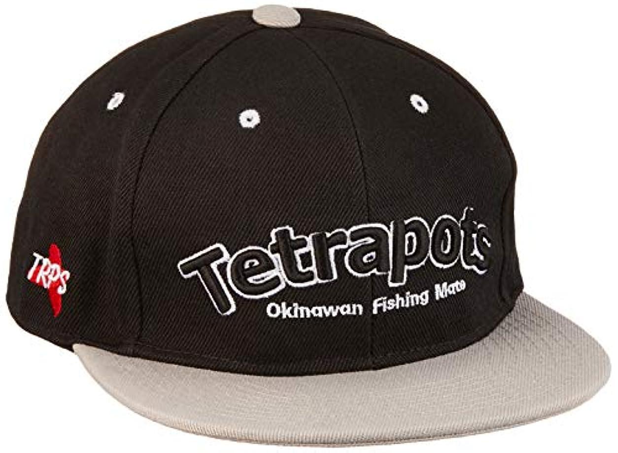 Tetrapots(テトラポッツ) LOGO BBCAP ブラック TPC-014