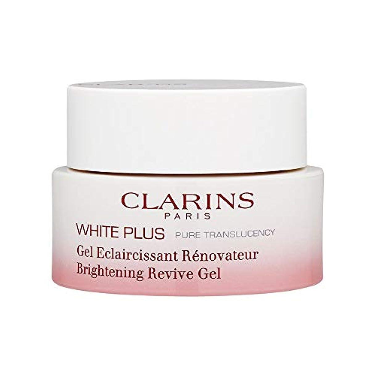 スペース急性じゃないクラランス(CLARINS) ホワイト-プラス ブライト ナイト ジェル 50ml [並行輸入品]