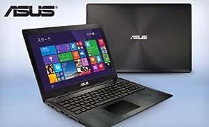 ノートパソコン ASUS R515MA-B-SX577 【Celeron/2GB/500GB/MULTI/Win 8/ブラック】