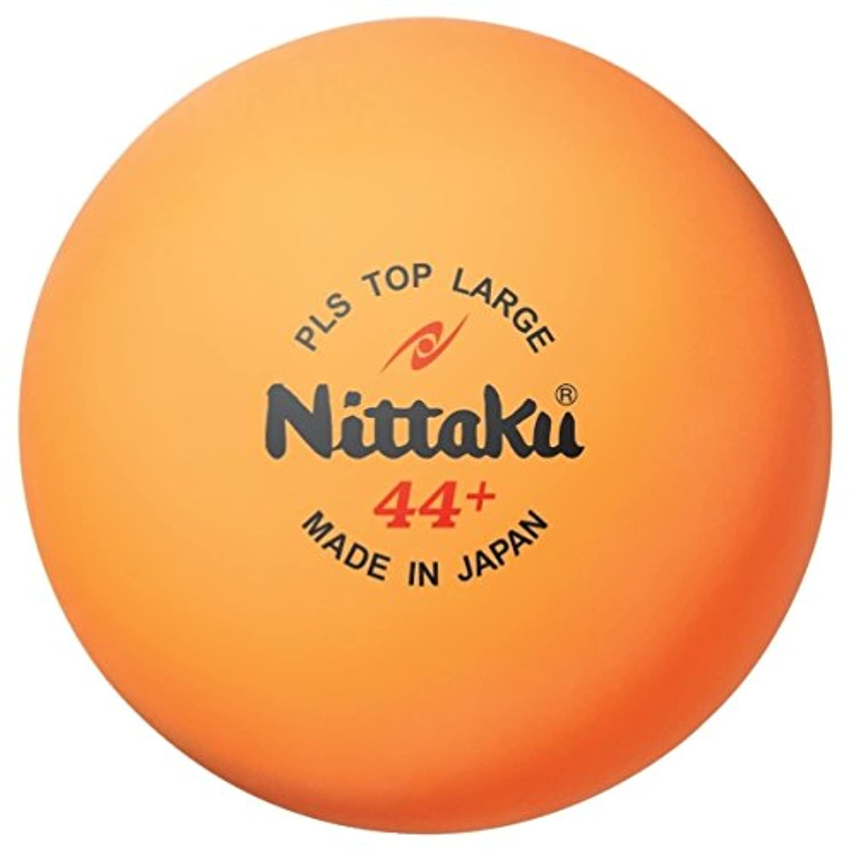 ニッタク(Nittaku) 卓球 ボール 練習用 ラージボール