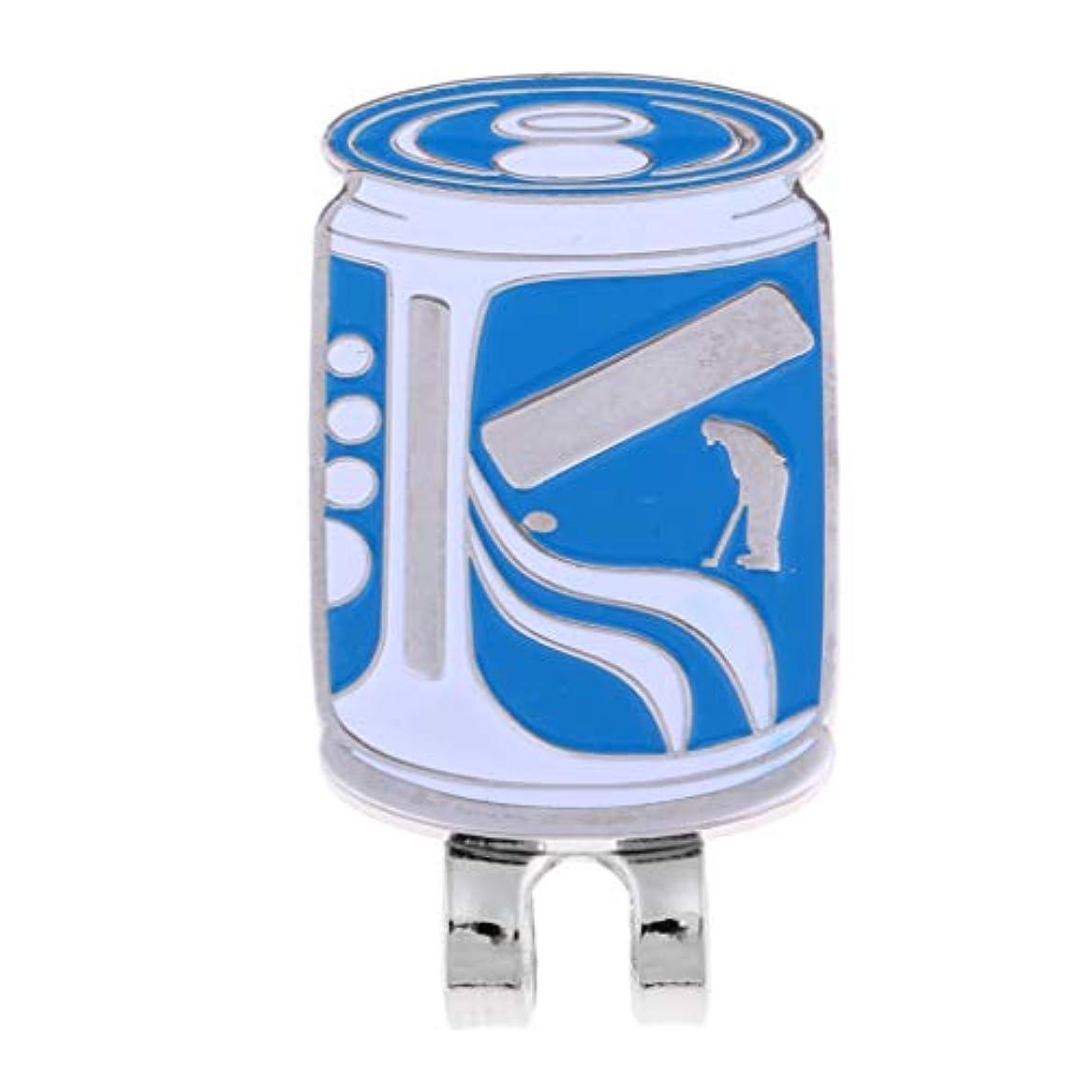 審判パッドモスクSM SunniMix ゴルフ ハットクリップ 磁気帽子クリップ ボールマーカー 装飾 亜鉛合金 全11選択