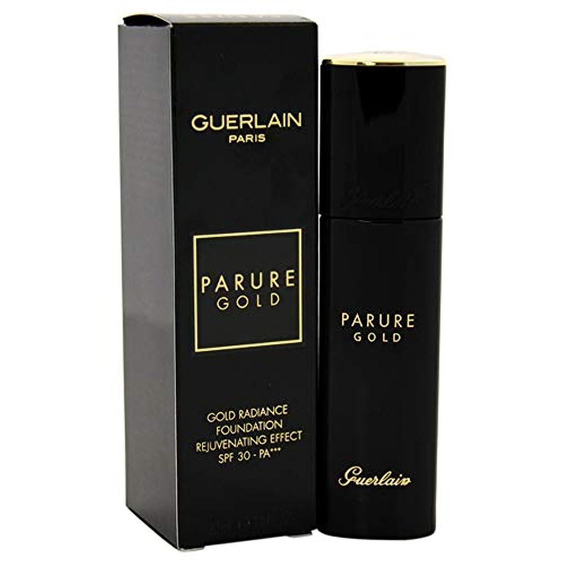海港前提ブランド名Parure Gold Radiance Foundation SPF 30 - # 23 Dore Naturel/Natural Golden