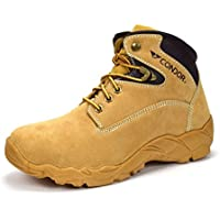 """Condor Idaho Men's 6"""" Steel Toe Work Boot"""