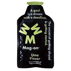 Mag-on マグオン エナジージェル ウメ(梅)10個セット