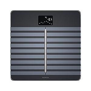 Nokia スマート体重計 Body Cardio ブラック Wi-Fi/Bluetooth対応 心臓の健康チェック&体組成計 【日本正規代理店品】 WBS04-BLACK-ALL-JP