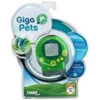 Giga Pets Handheld Game: Dragon Lizard [並行輸入品]