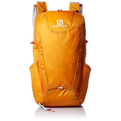 [サロモン] バックパック PEAK 20 L39316000 L39316000 Bright Marigold/Flame