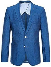 Heaven Days(ヘブンデイズ) テーラードジャケット 綿麻 リネン ジャケット カジュアルジャケット ビジネスカジュアル サマージャケット メンズ 1804M0881