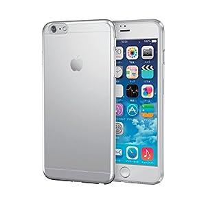 ELECOM iPhone 6s Plus/6 Plus 対応 ケース シェルカバー 極み クリア PM-A15LPVKCR