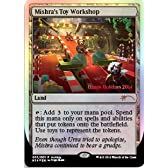 Magic: the Gathering - Mishra's Toy Workshop (001/001) - Unique & Misc. Promos - Foil