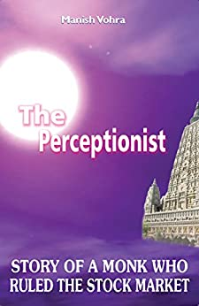 THE PERCEPTIONIST by [VOHRA, MANISH]