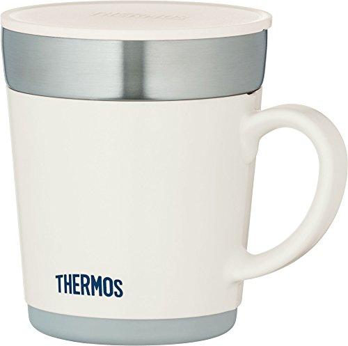 サーモス 保温マグカップ JDC-351-WH [ホワイト]