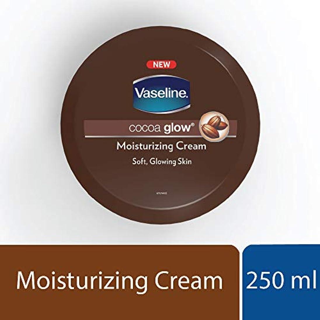 人工消費に向けて出発Vaseline Cocoa Body Cream, 250ml