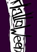 ポスター ウォールステッカー シール式ステッカー 飾り 728×1030㎜ B1 写真 フォト 壁 インテリア おしゃれ 剥がせる wall sticker poster pb1wsxxxxx-014819-ds ハロウィン 英字