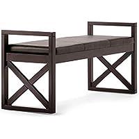 アイロンスツール、 ブラックPUレザークッション   鉄フレーム 大人の子供たちが座って座る 40 * 45 * 60CM (サイズ さいず : 40 * 45 * 60CM)