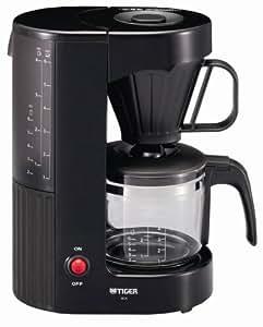タイガー コーヒーメーカー カフェブラック 6杯用 ACX-A060-KQ