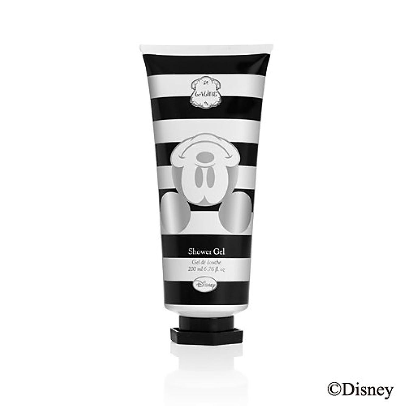 のれん六分儀ガジュマルラリン Disney Collection by Laline シャワージェル チェリーブロッサムの香り 200ml