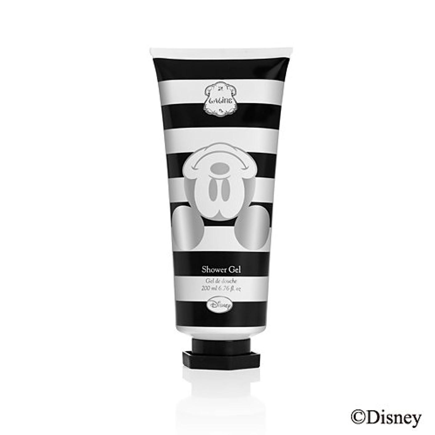 ホテル意図するフィットラリン Disney Collection by Laline シャワージェル チェリーブロッサムの香り 200ml