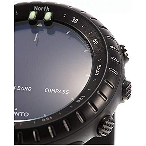 スント SUUNTO 腕時計 コア オールブラック 3気圧防水 方位 高度 気圧 水深 SS014279010