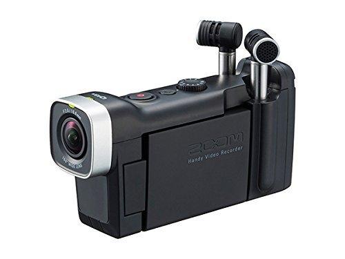 ZOOM ズーム ハンディビデオカメラレコーダー Q4n...