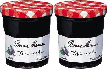 Bonne Maman ボンヌママン ブルーベリージャム 750g 2本セット