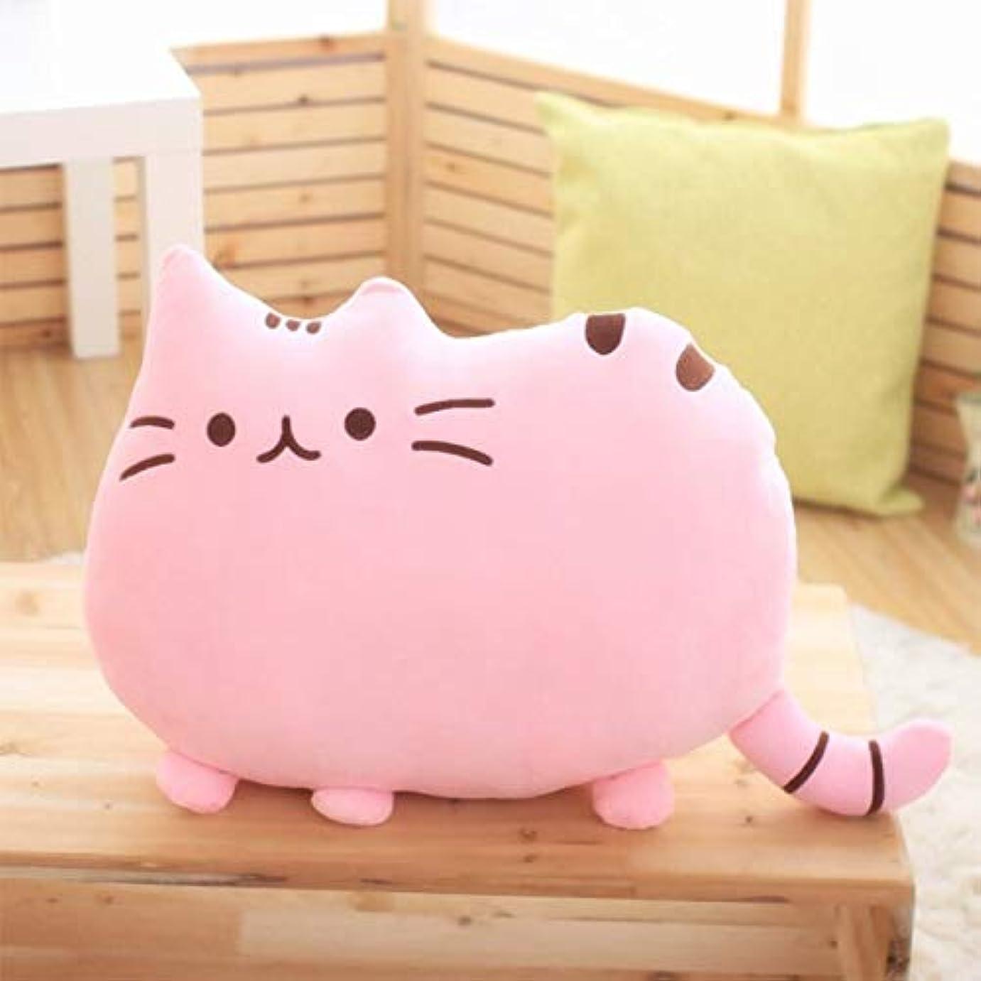 序文スペルどうやってLIFE8 色かわいい脂肪猫ベビーぬいぐるみ 20/40 センチメートル枕人形子供のための高品質ソフトクッション綿 Brinquedos 子供のためのギフトクッション 椅子