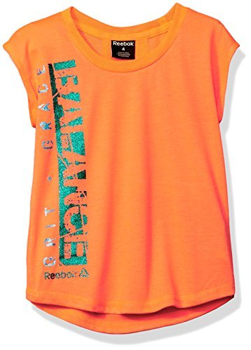 Reebok Big Girls' Girly Tee Sh...