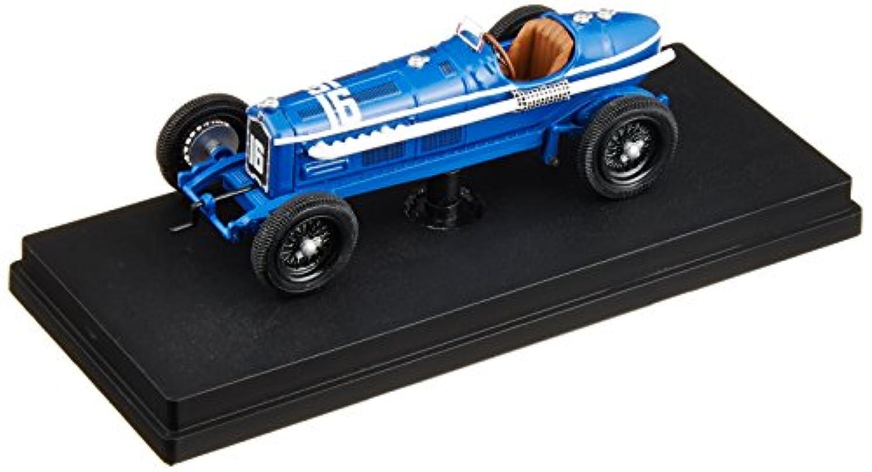 リオ 1/43 アルファロメオ P3 - Vグランプリ?デ?モナコ 1933 - L. Chiron #16 完成品