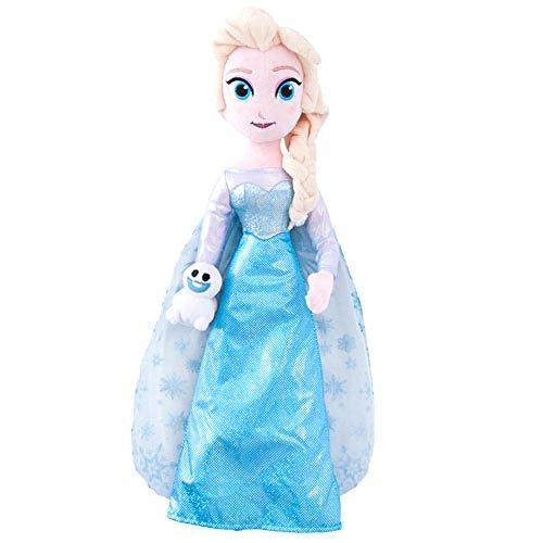 アナとエルサの フローズンファンタジー 2018 ぬいぐるみ ( エルサ ) アナと雪の女王 アナ雪 ディズニー ( ランド 限定 グッズ )