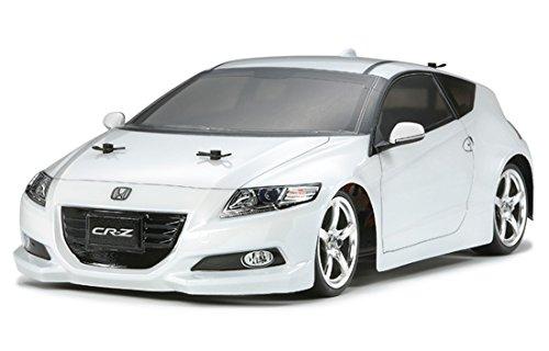 1/10 電動RCカーシリーズ No.490 Honda CR-Z (FF-03シャーシ) 58490