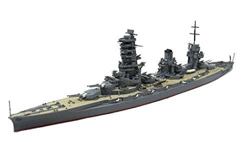 青島文化教材社 1/700 ウォーターラインシリーズ 日本海軍 戦艦 山城 1944 リテイク プラモデル 126