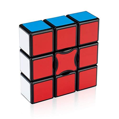 Findbetter 一列 ルービックフラット 3×1 1x3x3 競技用 ...