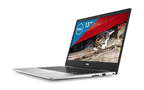 Dell ノートパソコン Inspiron 13 7370 Core i5モデル シルバー 18Q31S/Windows10/13.3インチFHD/8GB/256GB