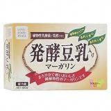 発酵豆乳入り マーガリン ※23個セット ※創健社