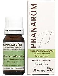 【ティートリー 10ml】→フレッシュでスパイシーな香り?(森林浴系)[PRANAROM(プラナロム)精油/アロマオイル/エッセンシャルオイル]P-109