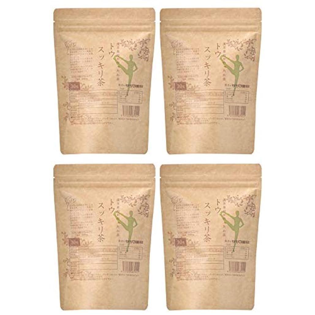ペンダントモニターグループサツマ薬局 ダイエットティー トウスッキリ茶 120包(30包×4) ティーパック 高濃度コタラヒム茶 ほうじ茶