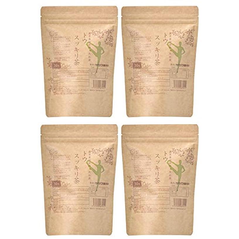 委員長前述の完璧サツマ薬局 ダイエットティー トウスッキリ茶 120包(30包×4) ティーパック 高濃度コタラヒム茶 ほうじ茶