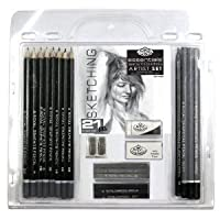 Royal & Langnickel Artist Essentials Sketching Pencil Set , 21Pc