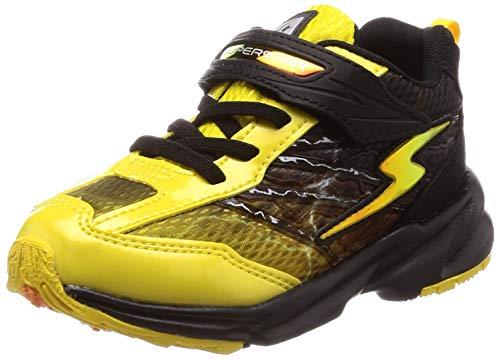 [スーパースター] 運動靴 マジック 幅広 16-24.5cm(0.5cm有) 3E キッズ 男の子 SS J886 イエロー 24.0 cm
